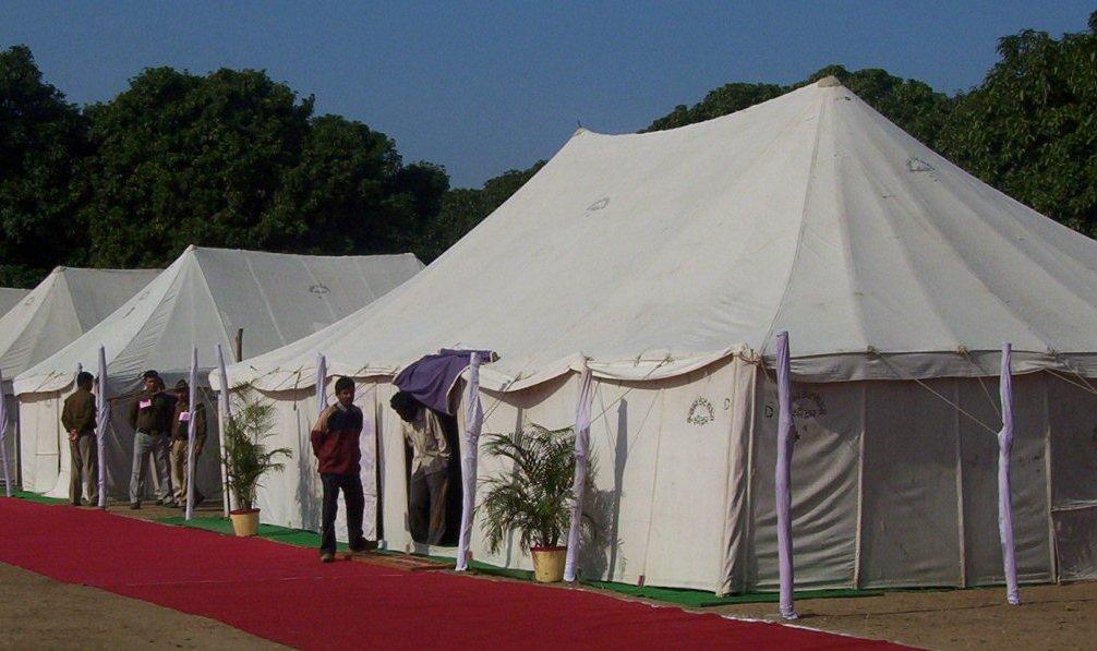 Simhastha camp