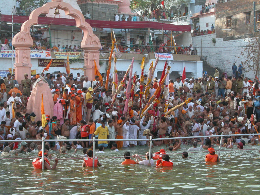 hygiene issue in Kumbh