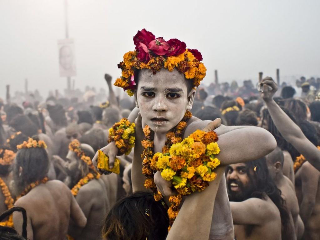 naga sadhu in simhastha
