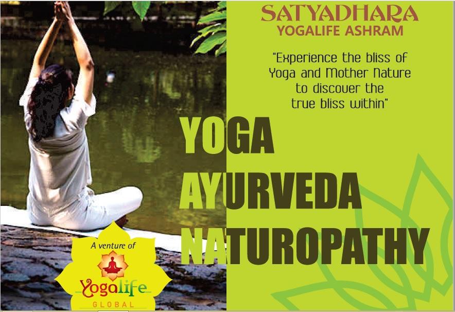 satyadhara yogalife ashram choral brochure