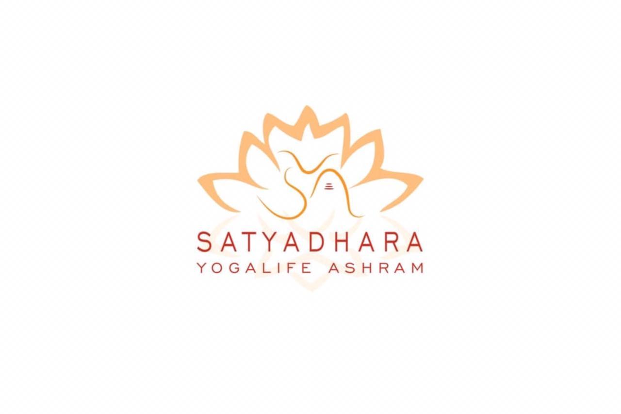 logo satyadhara yogalife ashram