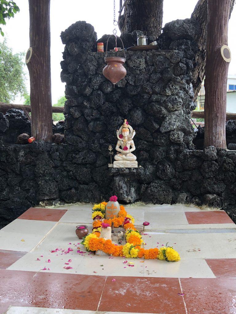 satyadhara yogalige ashram get blessings from lord shiva the maha yogi